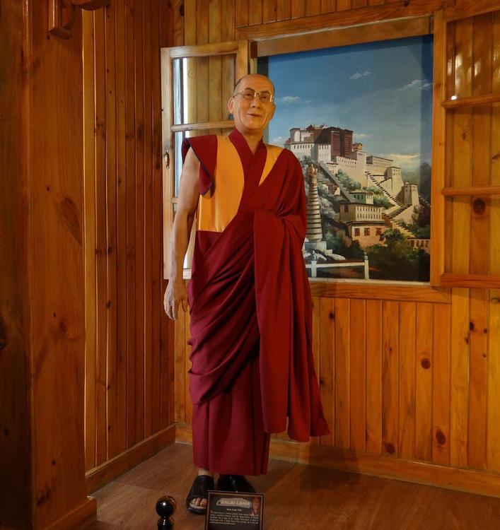 Далай-лама заявил, что его преемницей может стать только привлекательная дама