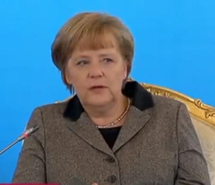 Меркель считает, что  Совет Безопасности ООН надо реорганизовать