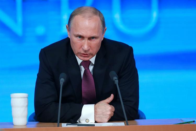 Владимир Путин отправит войска в Сирию