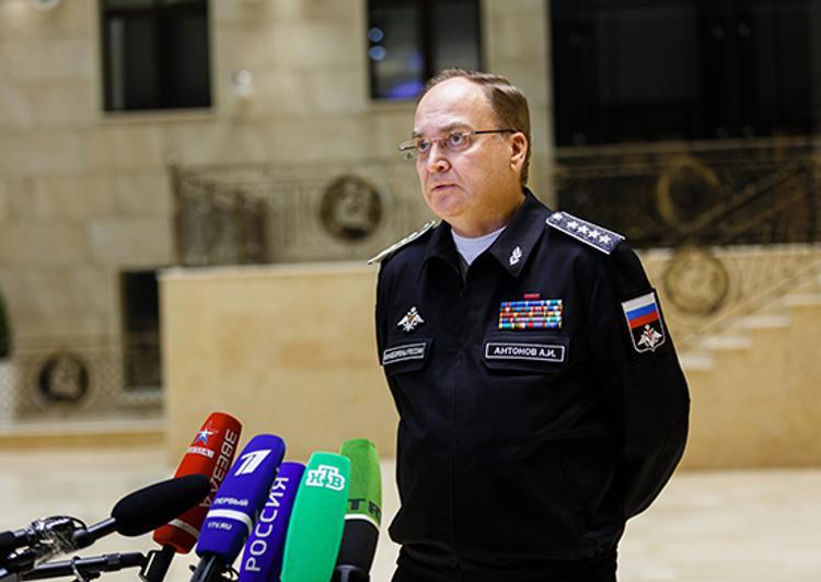 Минобороны РФ и Пентагон подписали Меморандум по полетам в ходе операций в Сирии