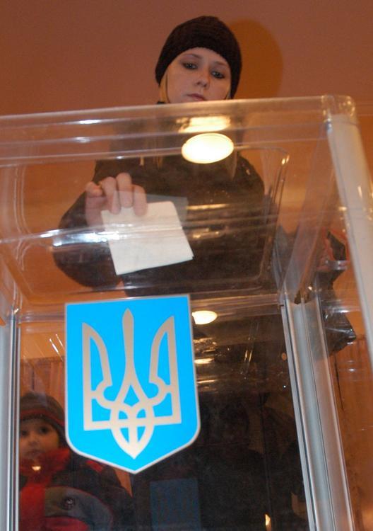 В ходе местных выборов на Украине зафиксировано рекордное число нарушений