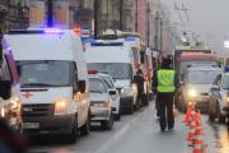 В Москве произошел разлив аммиака в торговом доме