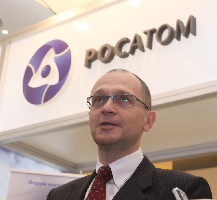 """В 2015 году """"Росатом"""" заработает более 600 миллиардов рублей"""