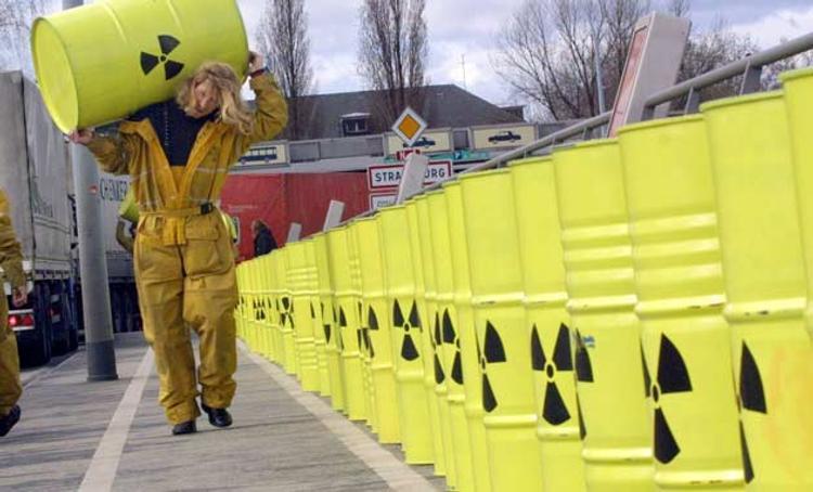 В  Ростове-на-Дону нарастает протест против хранилища радиационных отходов