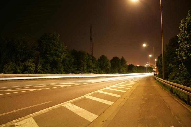 До конца 2015 года на Ленинградском шоссе в Москве появится выделенная полоса