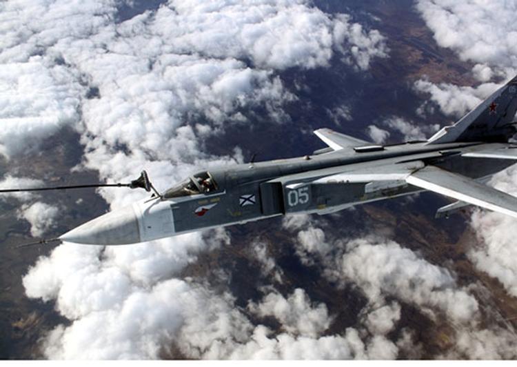 Военные летчики Южного военного округа России подняты по тревоге