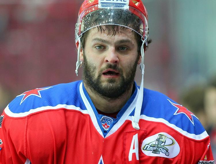 Радулов продолжит играть за ЦСКА