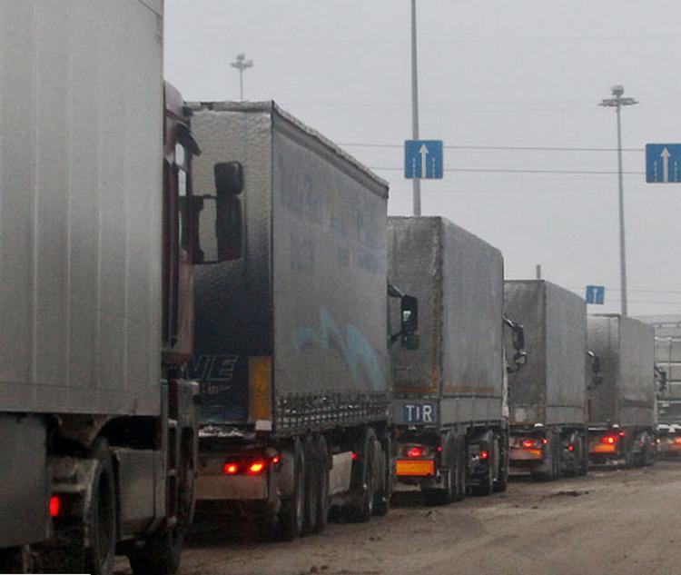 Минтранс: Грузоперевозки между Польшей и Россией могут прекратиться