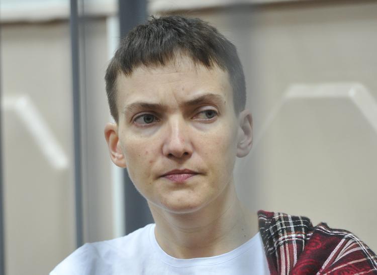 """Савченко в суде назвали """"серым кардиналом"""""""