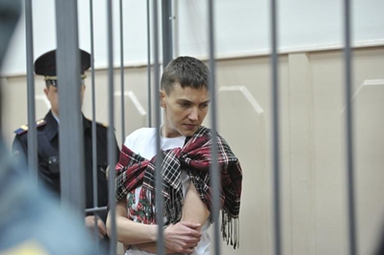 Савченко приговорили к 22 годам тюрьмы