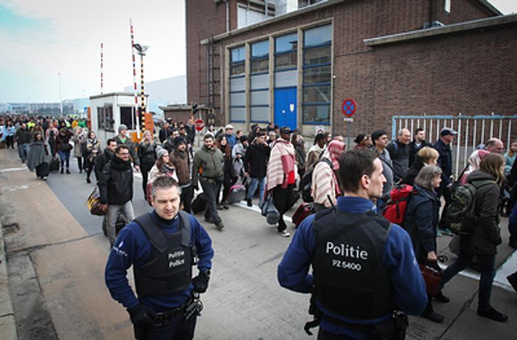 В терактах в Брюсселе подозревают граждан Беларуси
