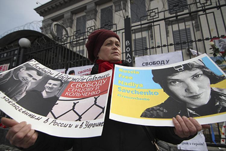 Кремль: ждём апелляции Савченко