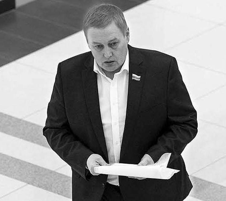 Андрей Альшевских «расплевался» с КПРФ