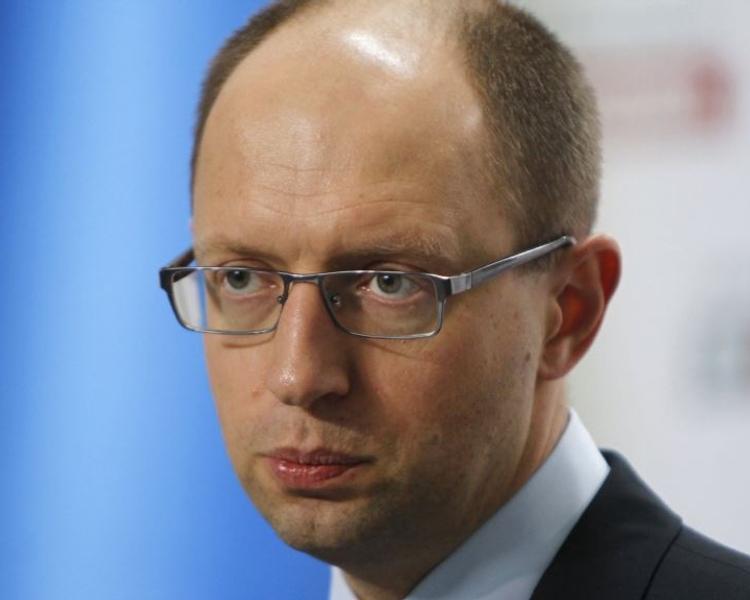 Стало известно, сколько заработал Яценюк за прошлый год