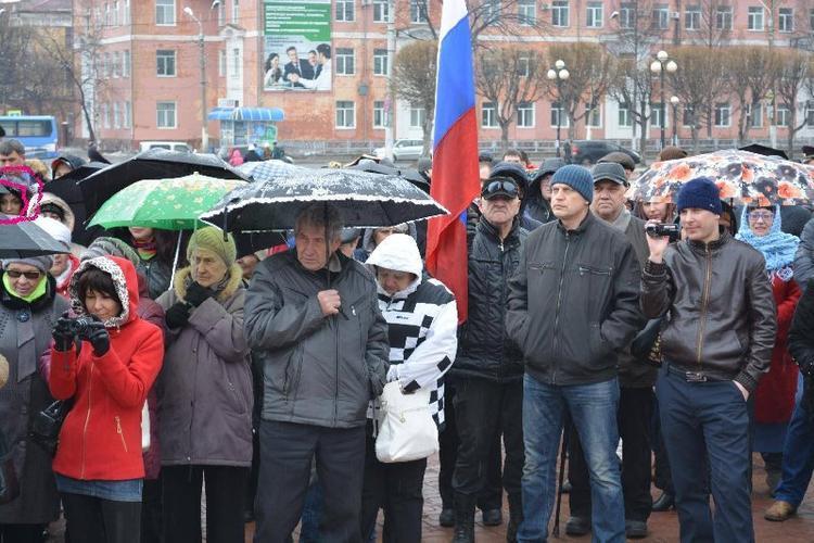 Комсомольск-на-Амуре митинговал против мэра