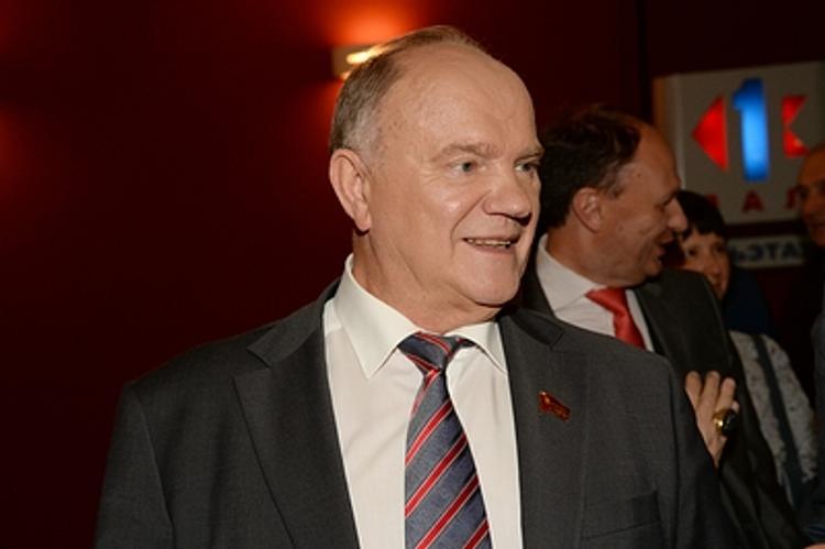Зюганов считает, что Улюкаеву пора в отставку