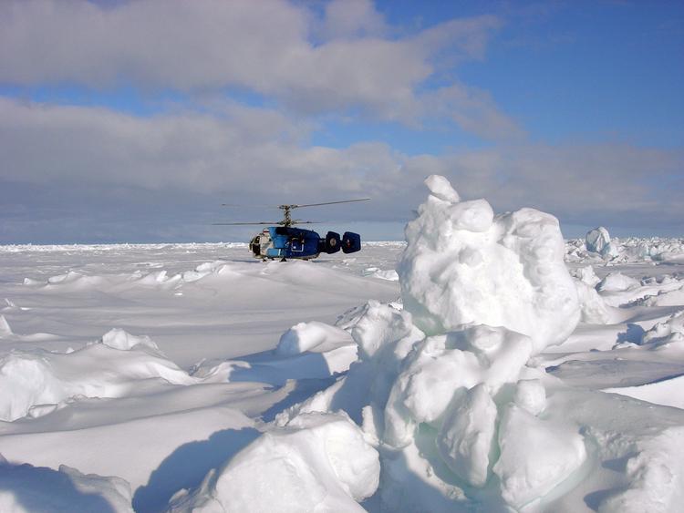 В Арктике будет размещена база звена МиГ-31 или Су-34