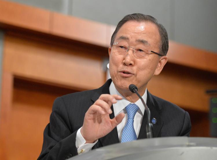 В Тбилиси на днях приедет генсек ООН