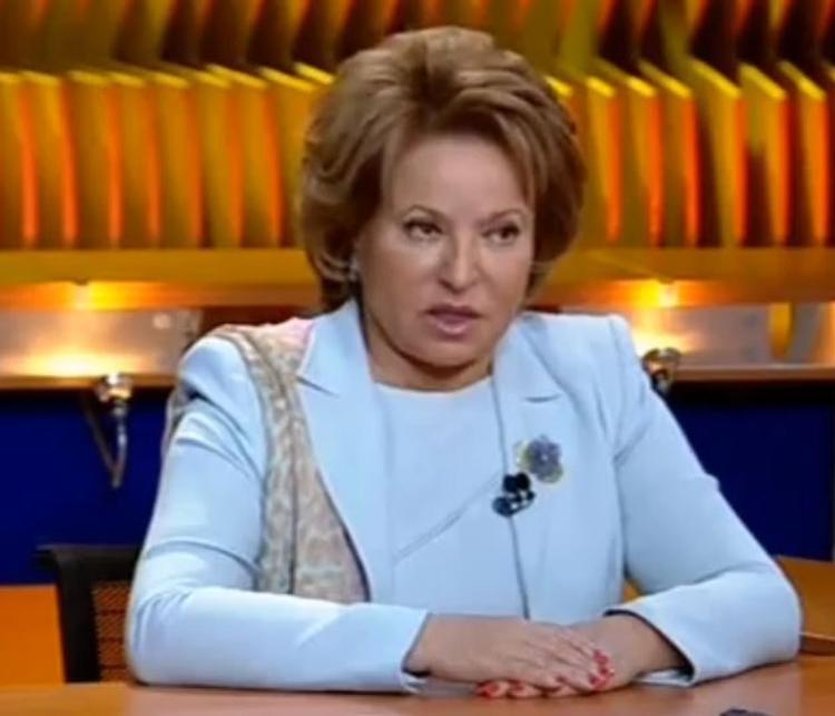 Матвиенко считает, что всем министерствам необходима ревизия
