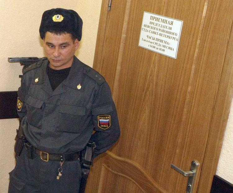 Первый подозреваемый в убийстве Андрея Гошта доставлен в суд