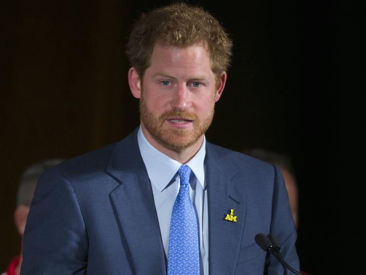 Принц Гарри высказался о смерти своей мамы - принцессы Дианы