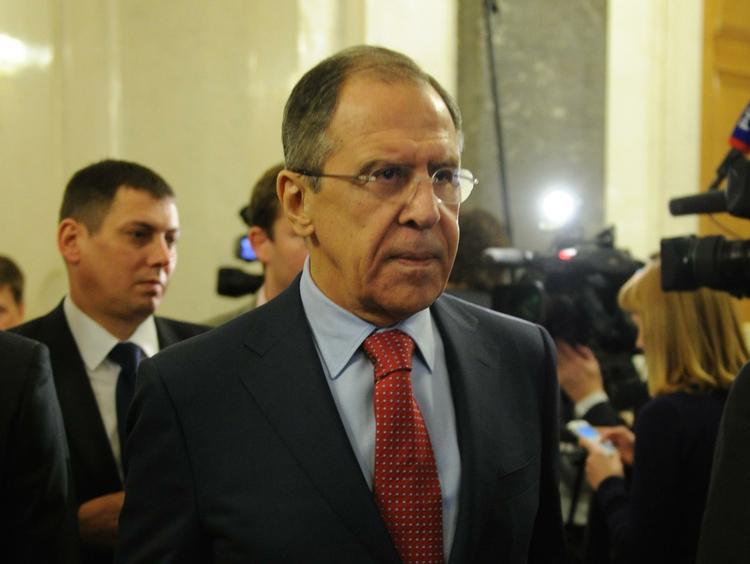 Лавров: НАТО навязывает нам конфронтацию