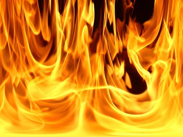 В Киевской области на пожаре в доме престарелых погибли семь человек (ФОТО)