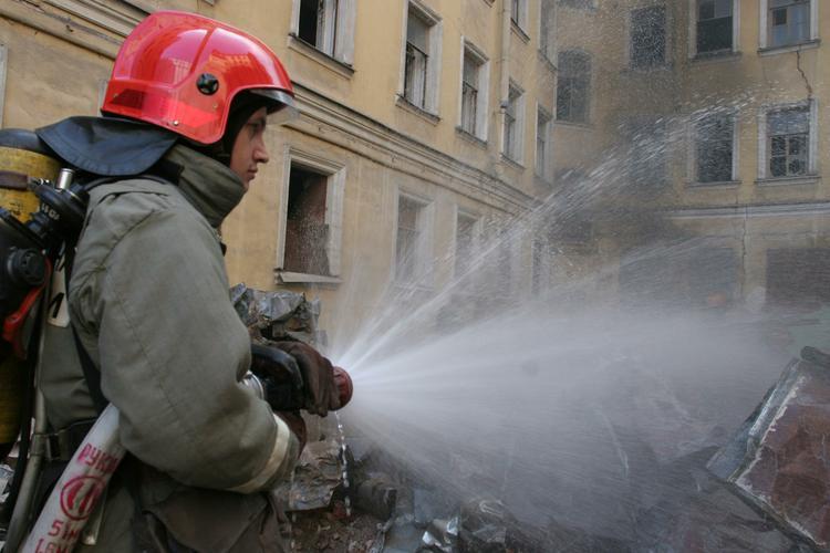 В доме для престарелых в Пермском крае вспыхнул пожар, есть погибшие