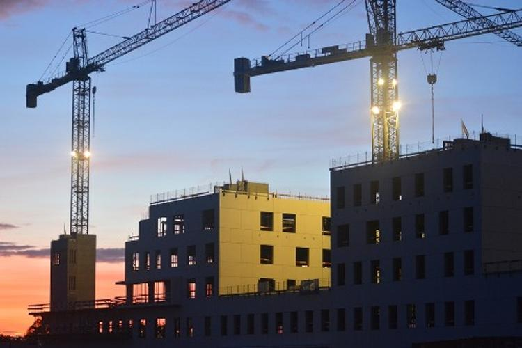 4,3 млн квадратных метров жилья построят в Калининграде к 2020 году