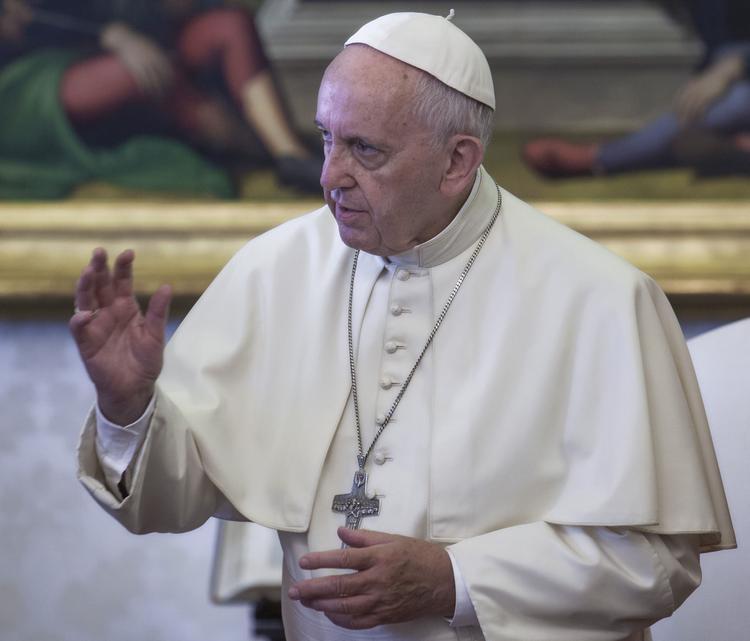 Папа Римский посетил в Ереване мемориал памяти жертв геноцида
