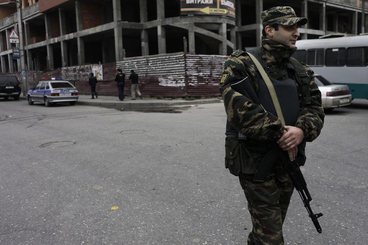 Режим КТО ввели в Дагестане