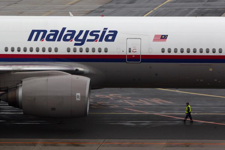 У места крушения Boeing в Донбассе нашли сумку с голландским паспортом