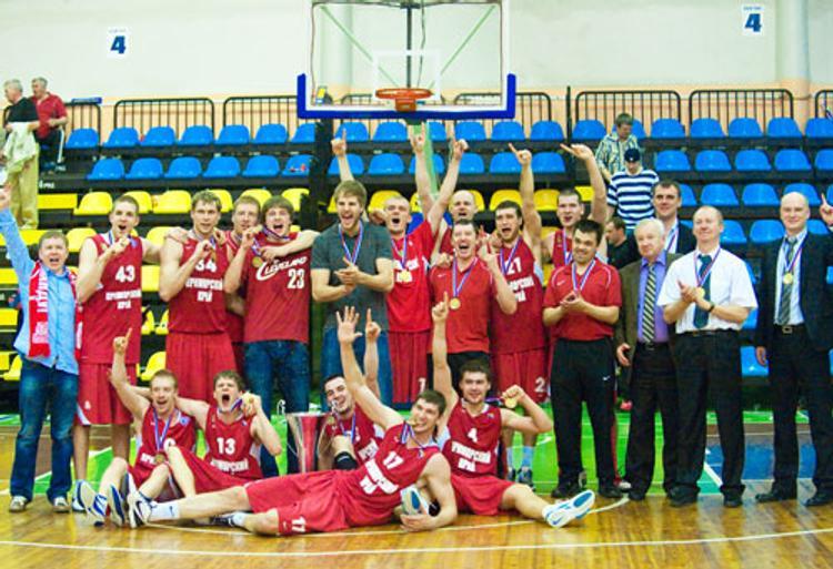 Приморские баскетболисты выиграли Суперлигу