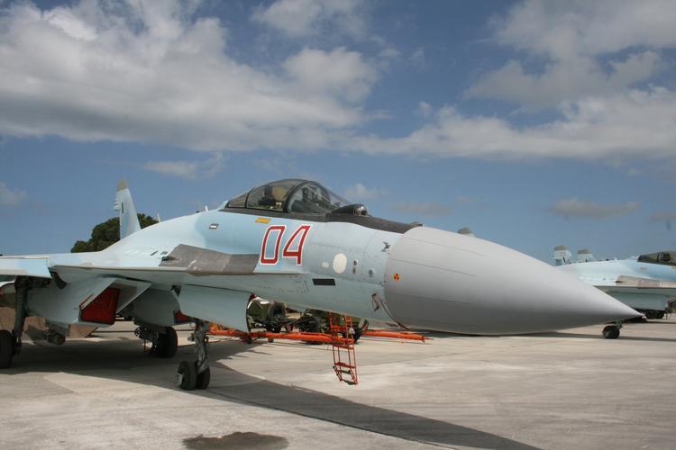 Российский Су-35 может оказаться лучшим самолетом в истории – ИноСМИ