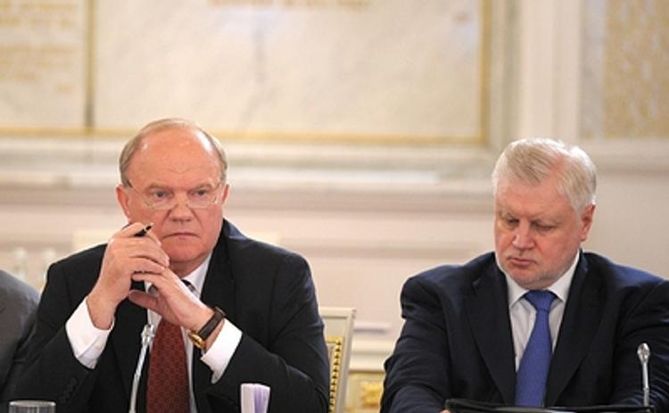 Зюганов: США завидуют успехам российских спортсменов