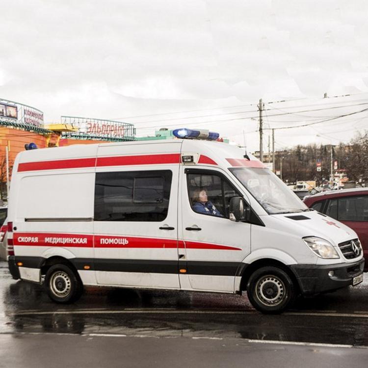 """В ДТП разбился автобус с юными игроками владимирского """"Торпедо"""""""