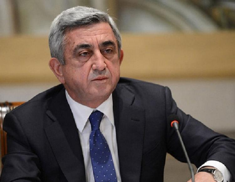 Президент Армении готов встретиться с Сефиляном, но есть одно условие