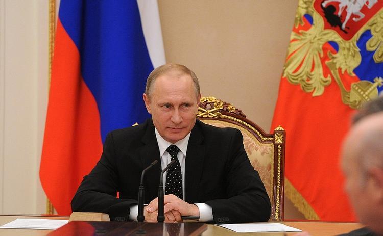 Путин назначил Дмитрия Овсянникова врио губернатора Севастополя