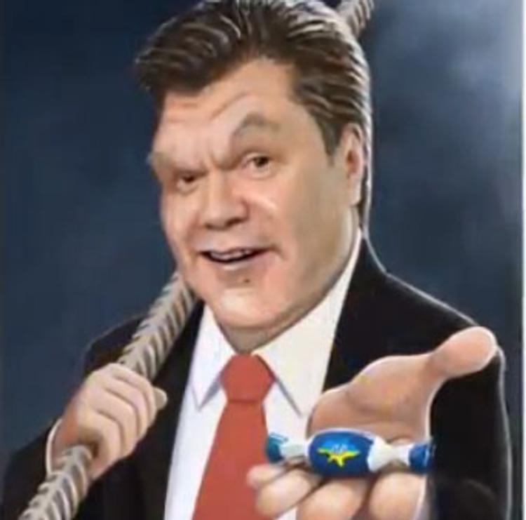 Охрана Януковича напала на волгоградских журналистов
