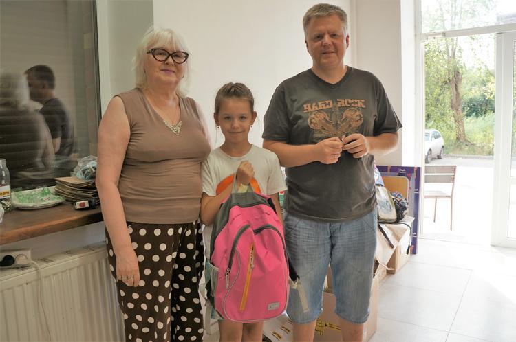 Пермяки помогают детям собраться в школу