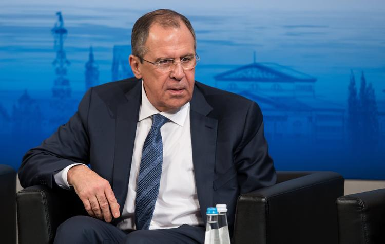 Лавров назвал условие для встречи с Джоном Керри на саммите G20
