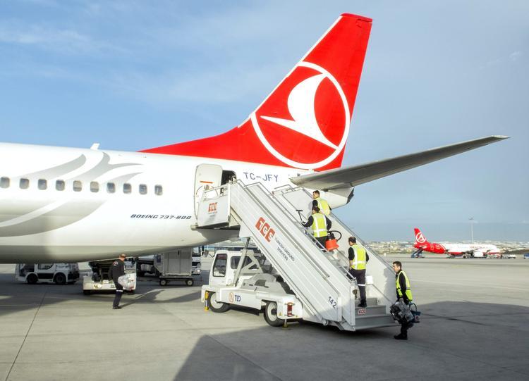 На чартеры в Турцию выдано уже более 60 разрешений