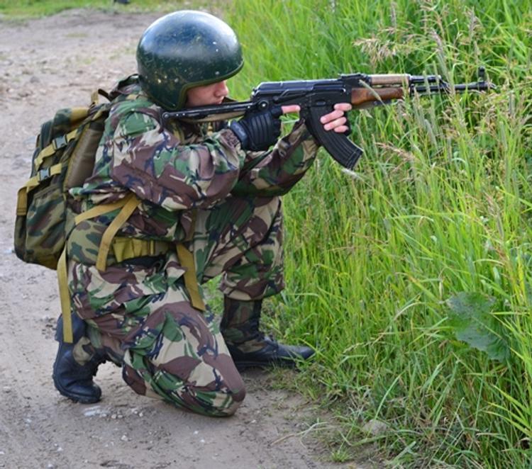 В Дагестане ранены трое спецназовцев