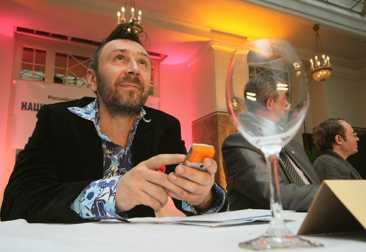 Сергей Шнуров признан «Человеком года» по версии журнала GQ