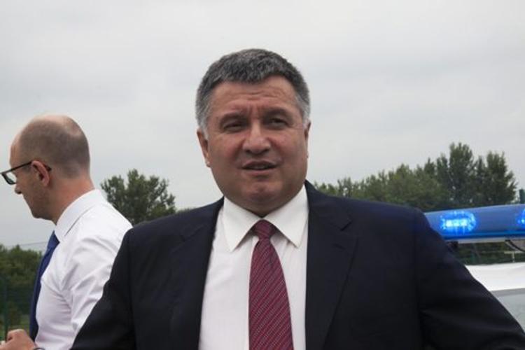 На Украине уголовное дело возбуждено в отношении главы МВД Арсена Авакова