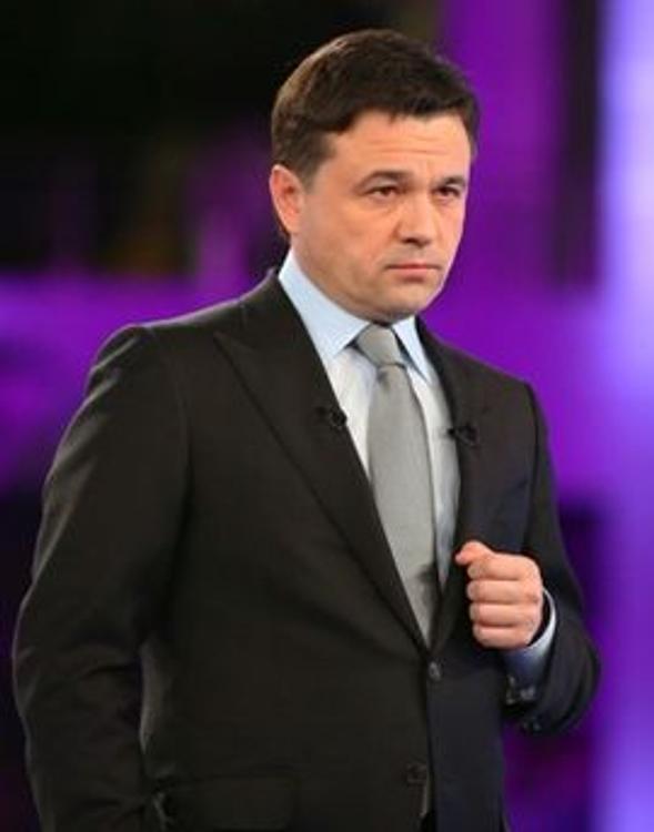 Подмосковный губернатор Воробьев отказался от мандата депутата Госдумы