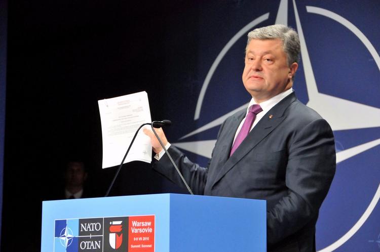 Украинские аграрии потребовали от Порошенко восстановить отношения с Россией