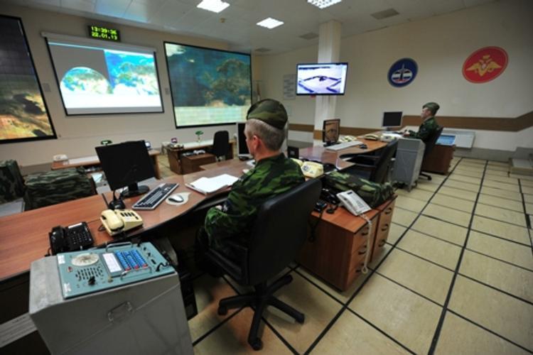 Новейшая российская РЛС засекла баллистическую цель со стороны Америки