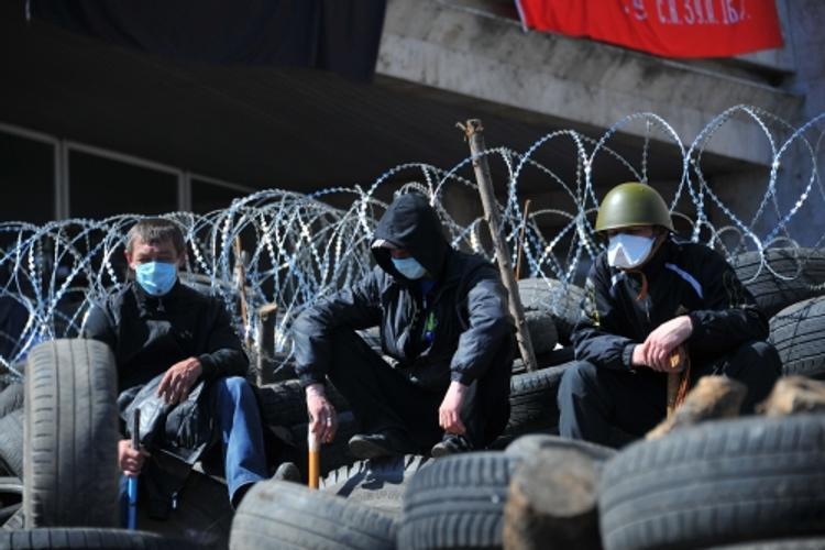 Конец войне? От Донецка Украина отводит силы