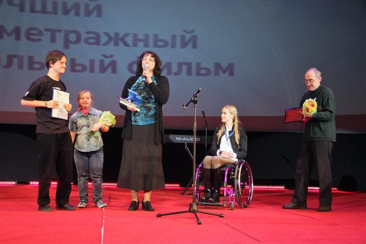 В Москве пройдет кинофестиваль о жизни людей с инвалидностью